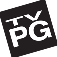 TV Ratings  TV PG vector