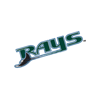 Tampa Bay Devil Rays 60 vector
