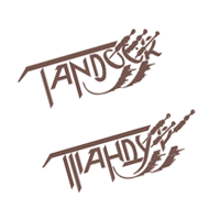 Tandoor - Indian restaurant vector