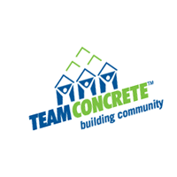 Team Concrete vector