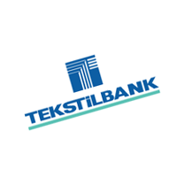 Tekstil Bank vector