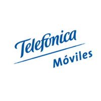 Telefonica Moviles 84 vector