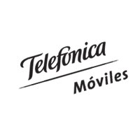 Telefonica Moviles 85 vector