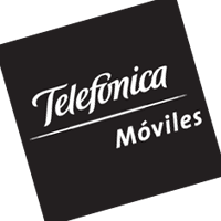 Telefonica Moviles 88 vector