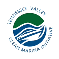 Tennessee Valley Clean Marina Initiative vector