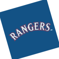 Texas Rangers 210 vector