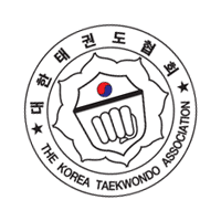 The Korea Taekwondo Association 60 vector