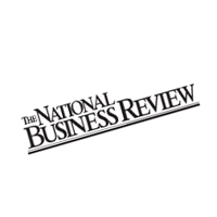 The National Business Review vector