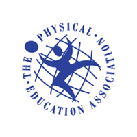 The Physical Education Association vector