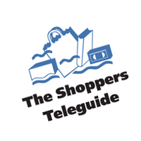 The Shoppers Teleguide vector