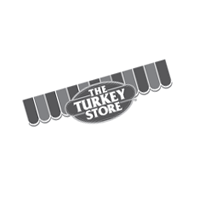 The Turkey Store vector