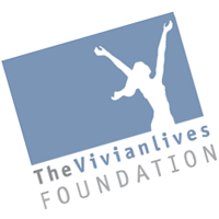 The Vivianlives Foundation vector