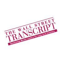 The Wall Street Transcript vector