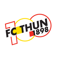 Thun 100 years vector