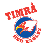 Timra IK Red Eagles vector