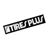 Tires Plus vector