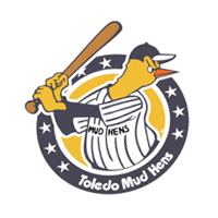 Toledo Mud Hens 103 vector