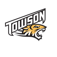Towson Tigers 186 vector