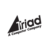 Triad Computer Solutions vector