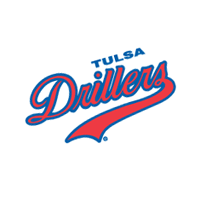 Tulsa Drillers 39 vector