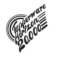 Tupperware Horizon 20 000 vector