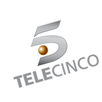 telecinco 1 vector
