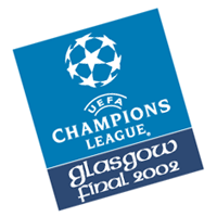 UEFA Champions League - Glasgow Final 2002 vector
