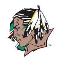 UND Fighting Sioux 39 vector