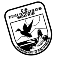 USFISH & WILDLIFE DEPT vector