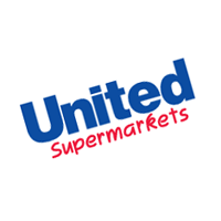 United Supermarkets vector