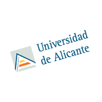 Universidad de Alicante 136 vector