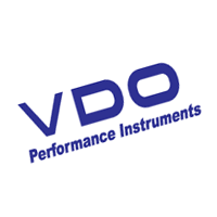 VDO Performance Instruments vector