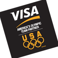 VISA - America's Olympic Team Partner 143 vector