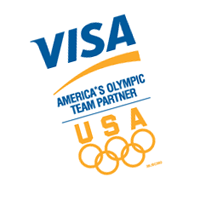 VISA - America's Olympic Team Partner vector