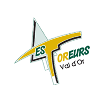 Val-d'Or Foreurs vector