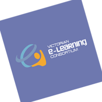 Victorian e-learning Consortium vector