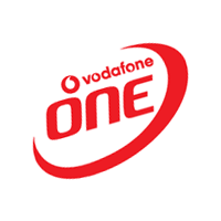 Vodafone One vector