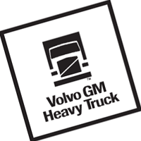 Volvo GM Heavy Truck vector