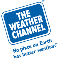 WEATHER CHANNEL vector