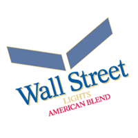 Wall Street Lights vector