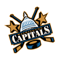 Washington Capitals 50 vector