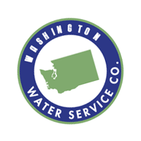 Washington Water Service vector