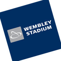 Wembley Stadium 45 vector