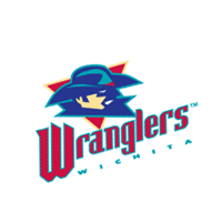 Wichita Wranglers 4 vector