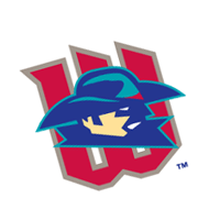 Wichita Wranglers 6 vector
