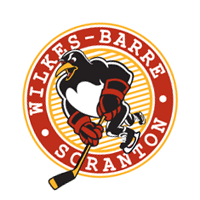 Wilkes-Barre Scranton Penguins 23 vector