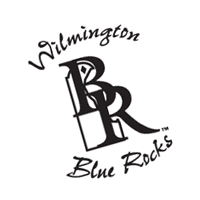 Wilmington Blue Rocks 36 vector