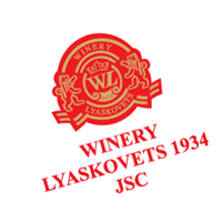 Winery Lyaskovets vector