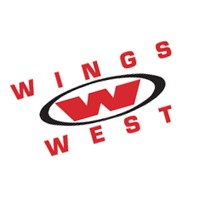 Wings West vector