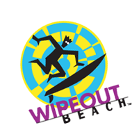 Wipeout Beach vector